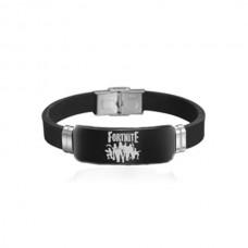 Браслет Fortnite металический, черный