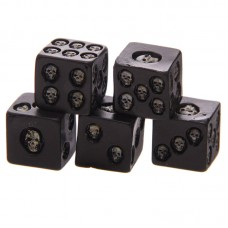 Кубики с черепами