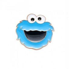 Значок Sesame Street, Cookie Monster