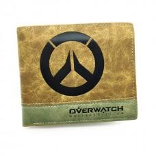 Портмоне Overwatch, Leather