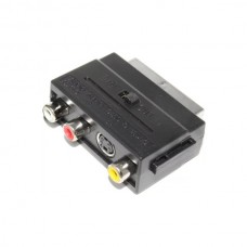 SCART to RCA + Svideo