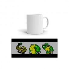 Кружка Battletoads, Toads