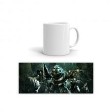 Кружка Bioshock, броня