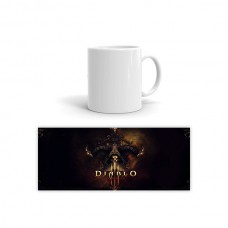 Кружка Diablo, Logo
